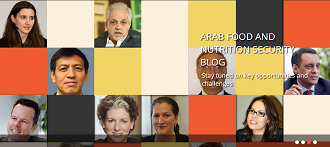 Arab Food and Nutrition Security blog
