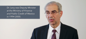 Exclusive Interview with Dr. Santiago Levy Algazi: From Food Subsidies to Conditional Cash Transfers in Mexico