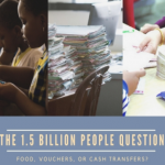 News: Cash it out? Why food-based programs exist, and how to improve them
